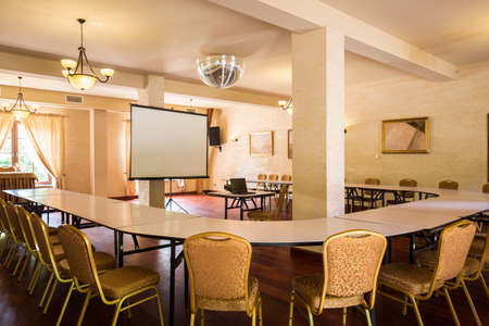 cosy: Picture of cosy and comfortable business meeting room