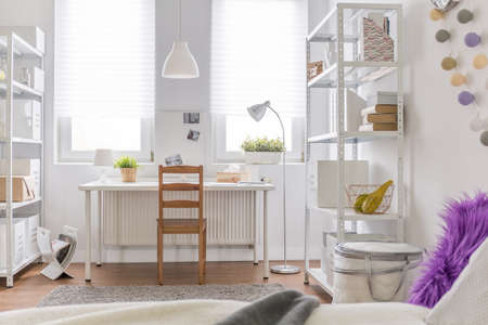 spacious: Photo of spacious modern room for teenager