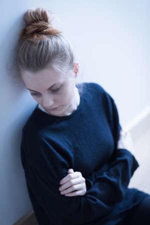 soledad: Joven sufren de depresi�n y soledad