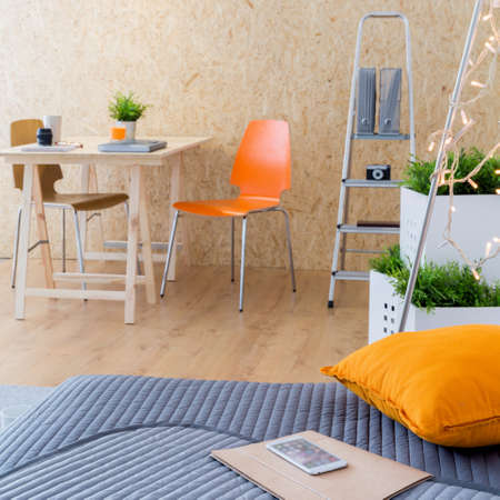 designed: Designed and creative room for young people
