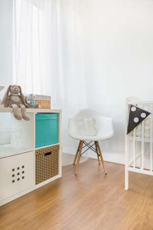 baby toys: Interior of beauty room for little child