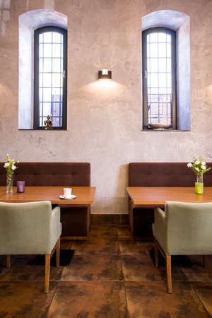 Foto van perfect mooie plek voor een romantisch diner
