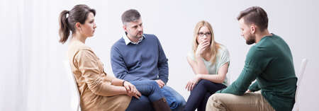 psychoanalysis: Panorama of support group and professional psychotherapy