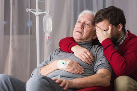 incurable: Last farewell - dying father and despair son