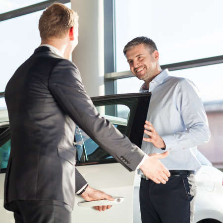 buying: buying a car