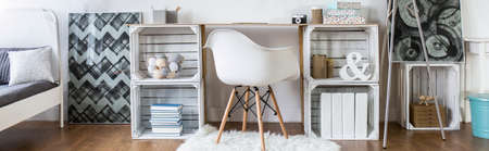 nice weather: Beautiful and creative room for a girl
