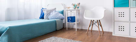 roomy: Cozy and comfortable bed for a boy