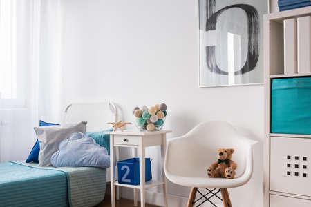 Wonderbaar Disney Babykamer : Decoratie ladder babykamer kinderkamer decoratie hout wandkastje