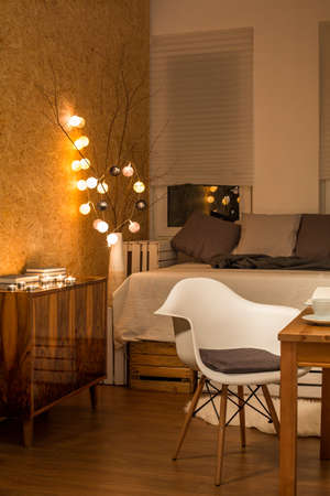 cosy: Cropped picture of a small cosy room