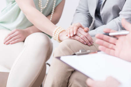human relations: Family therapy can help you rebuild family relationships and start new life