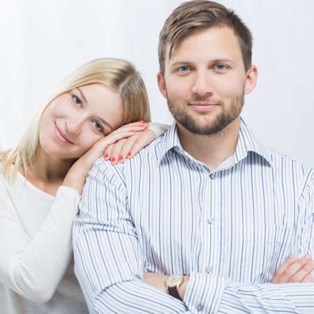 felicity: Picture of happy young couple Stock Photo