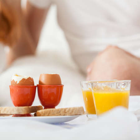 truelove: Breakfast in bed on a lazy sunday morning