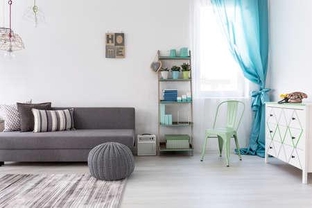 cosy: Bright female space- cosy room for romantic woman