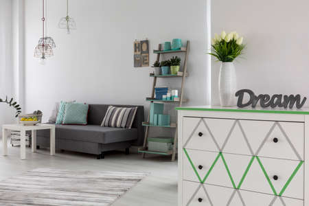 Féminité dans les idées pastel décoration chambre moderne