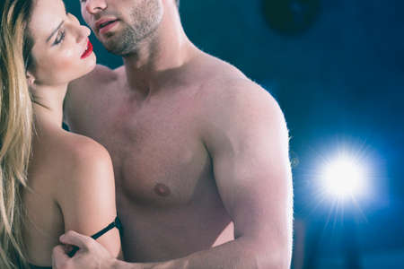 sexual intimacy: Passionate lovers and their sexual games for enchancing intimacy in bedroom