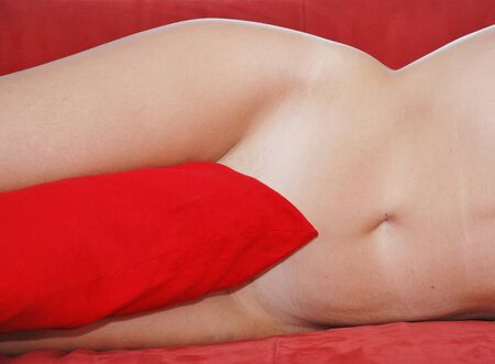 Nude female body Stock Photo - 15197076
