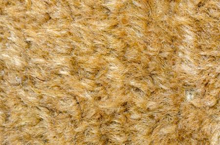 Close up of white carpet texture Texture of white fleecy carpet Beautiful texture nylon fabric Stock Photo