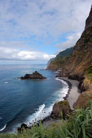 Cliff coast of Portugal