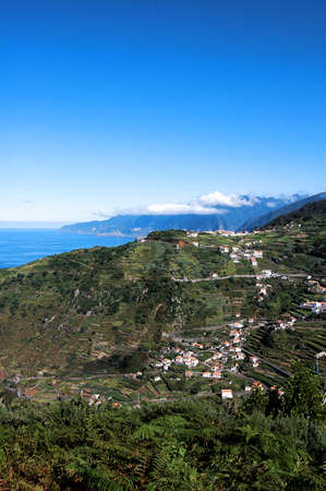 View of Madeira, Portugal