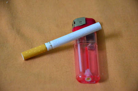 lighter: Cigeratte and Lighter