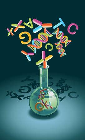 cromosoma: Ingeniería Genética