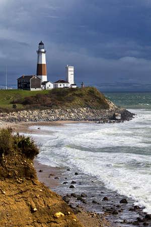 Montauk Point Lighthouse photo