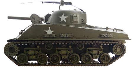 armored: Sherman Tank