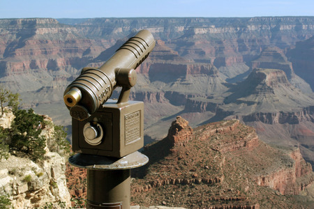 toroweap: Grand Canyon National park, point of view