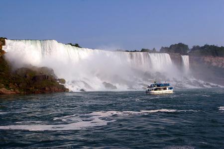 american falls: Niagara Falls, American Side View
