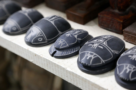 Scarab beetle, Traditional souvenirs of Egyptian culture