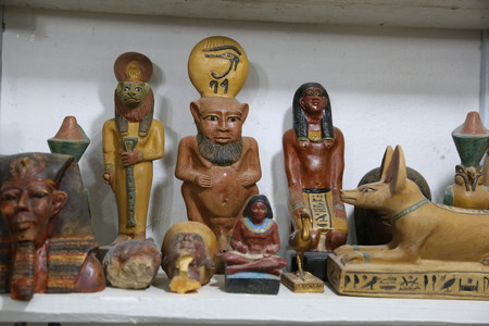 traditional culture: Traditional souvenirs of Egyptian culture