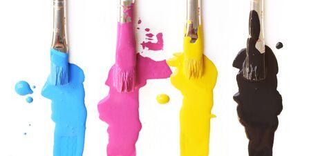 CMYK brushes