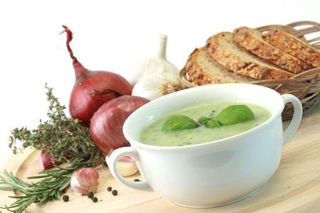 야채 수프