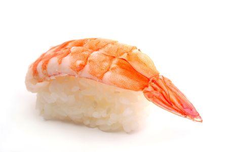 Nigiri Sushi � crevettes