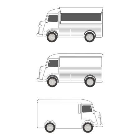food: Food Truck Template