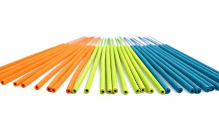 Multi-colored incense