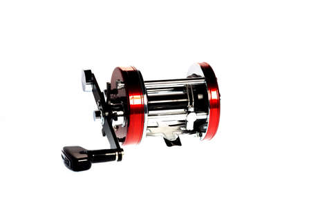 fish type: Multiplier type fishing reel for catching salmon, large sea fish etc.