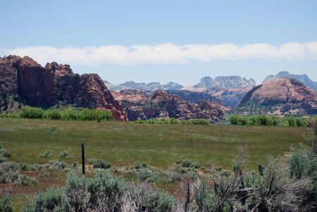 Scenic Boulder Utah Imagens - 10640326