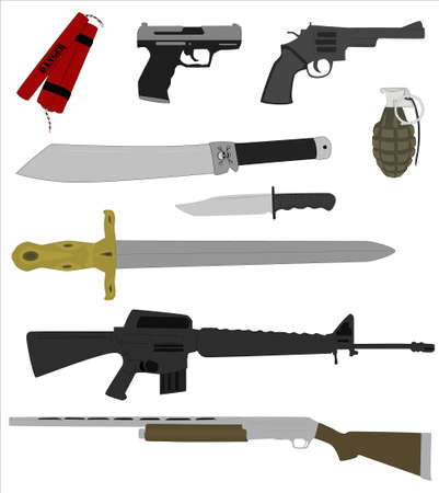 weapons: Weapons Arsenal