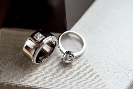 bodas de plata: los anillos de bodas de plata