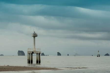daydream: lighthouse