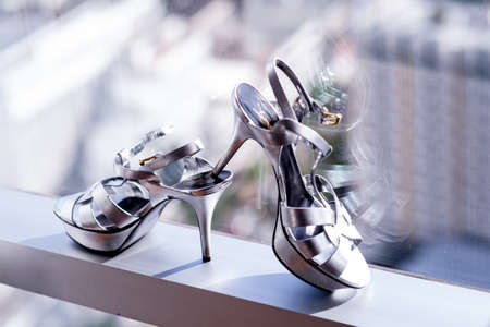 heals: Wedding Shoes, high healed wedding shoes