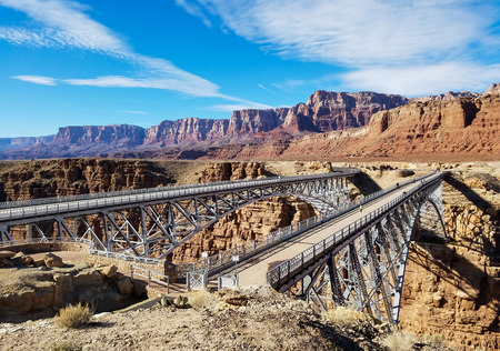 navajo bridge glen canyon arizona