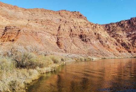 glen: colorado river glen canyon recreational area