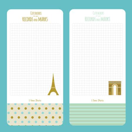 trip diary template
