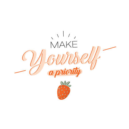 Motivational typography poster with cool quote. Isolated on color background. No drama please. Trendy and cute lettering. Perfect for t shirt design, posters, stickers, banners, cards.
