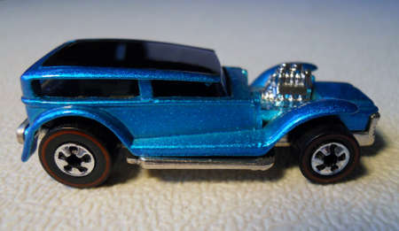 1932 CUSTOM HOT ROD TOY MODEL CAR