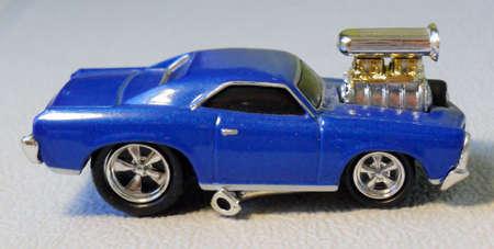 1966 AMERICAN HOT ROD TOY CAR