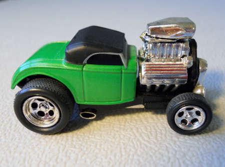 1932 AMERICAN HOT ROD TOY CAR