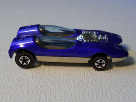 custom car: 1968 CUSTOM TOY CAR